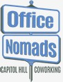 office nomads logo capitol hill coworking seattle